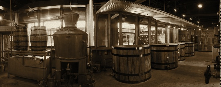 Ole Smoky Distillery, Gatlinburg, TN
