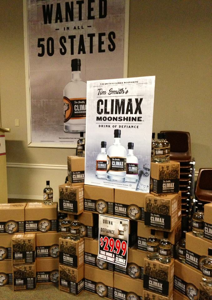 Climax Moonshine Drink of Defiance