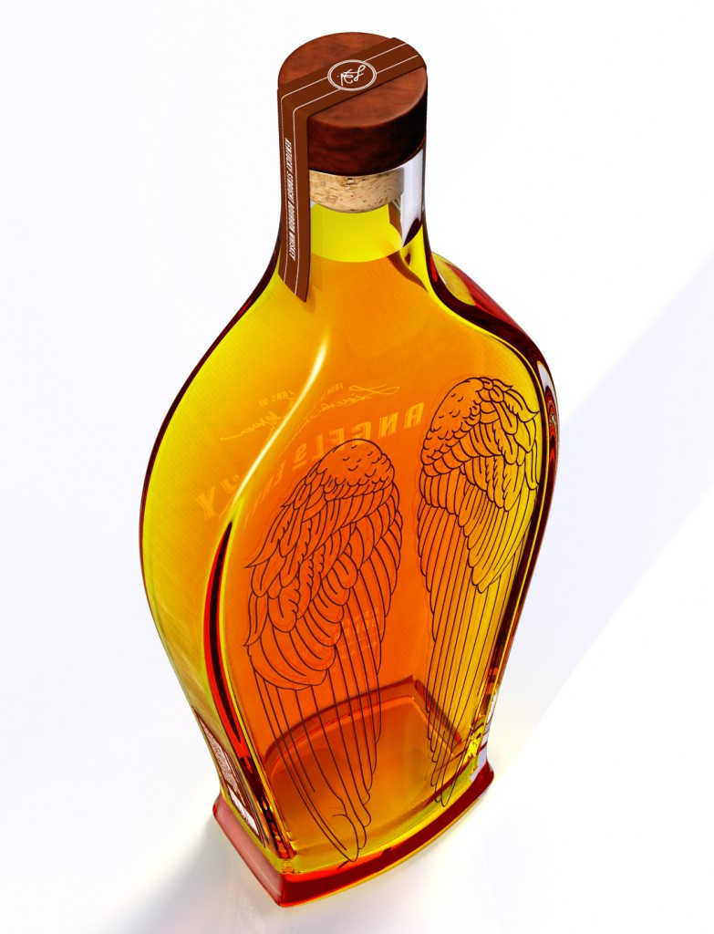 Angels Envy Bourbon bottle