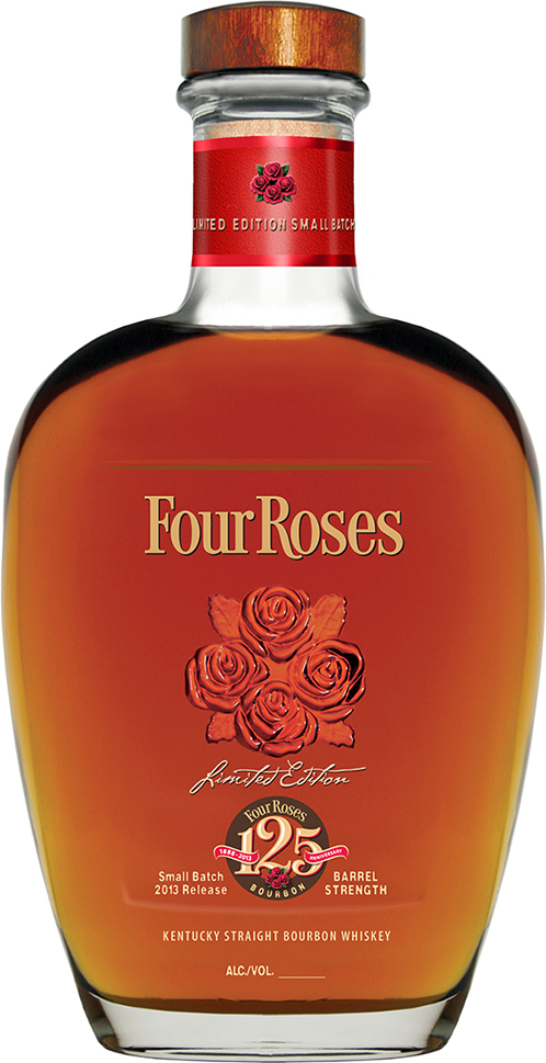 Four Toses 125 Anniversary Small Batch Bourbon