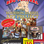 Bourbon Barrel Art Project