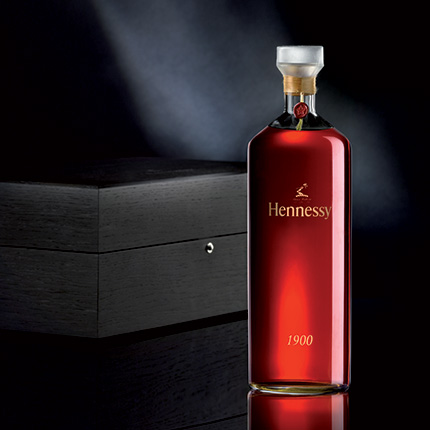 HENNESSY PART DES ANGES 2013 CARAFE 1900