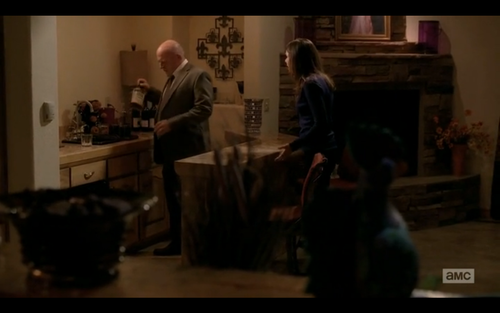 Knob Creek Bourbon on Breaking Bad