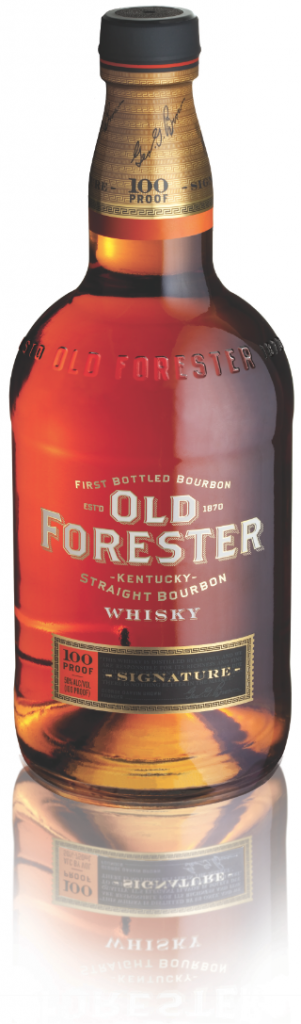 Old Foreste Signature