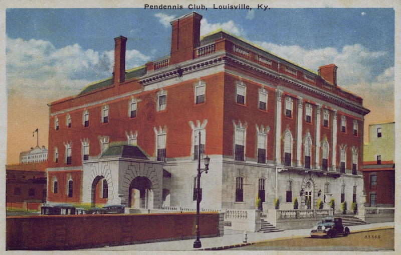 Pendennis Club Louisville