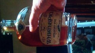 Whistle Pig Rye on Breaking Bad