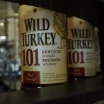 Wild Turkey 101 Bourbon Bottling Line