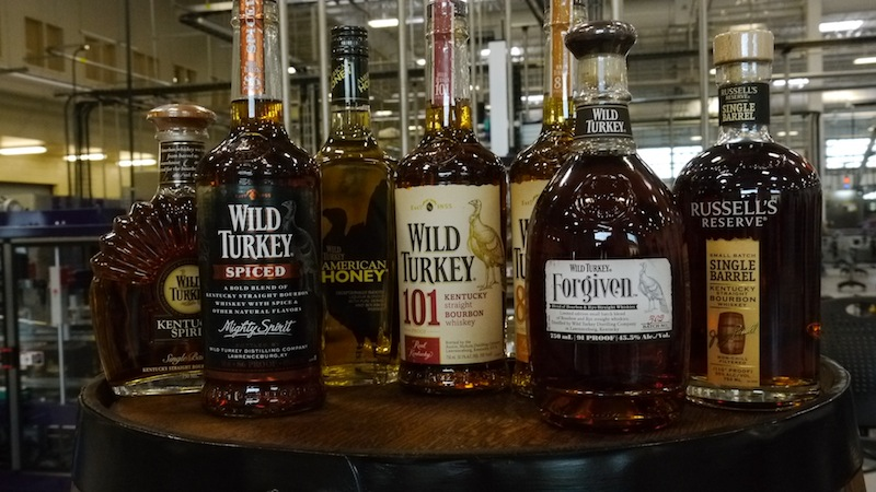Wild Turkey Collection