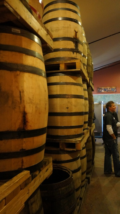 Breckenridge Bourbon Barrels