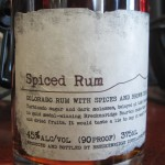 Breckenridge Distillery Spiced Rum
