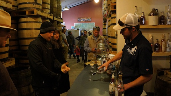 Breckenridge Distillery Tours
