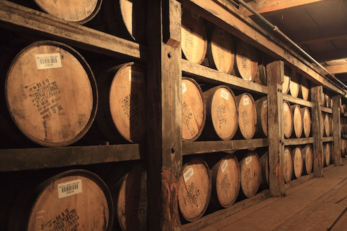 Buffalo Trace Warehouse