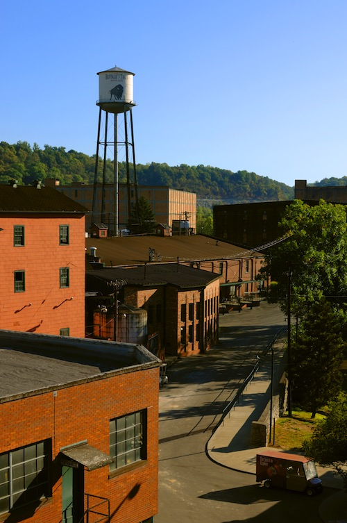 Buffalo Trace Distillery Frankfort, Kentucky