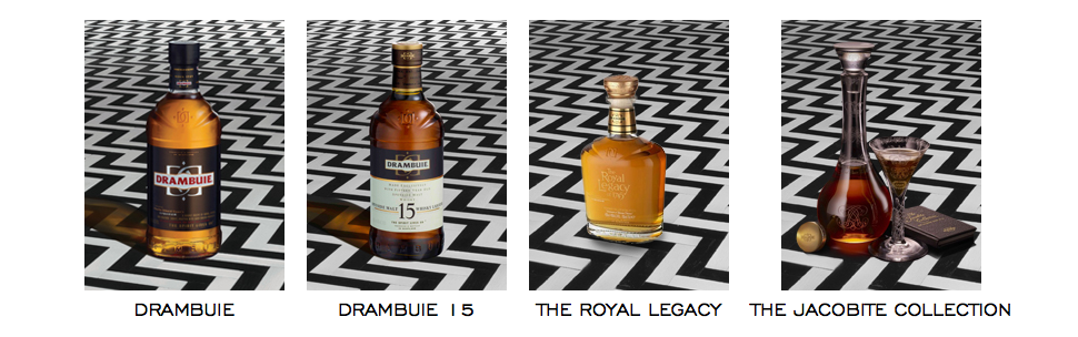 Drambuie Collection