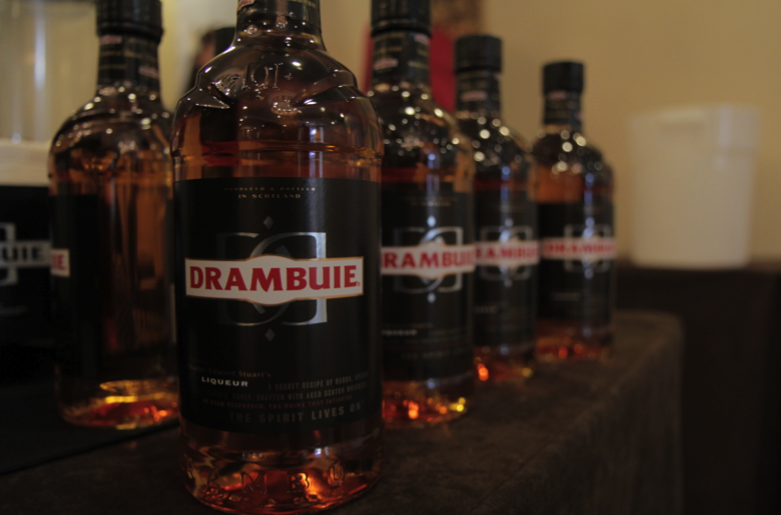 Drambuie bottle