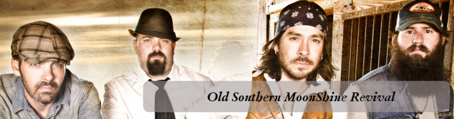 Old Southern Mooonshine revival