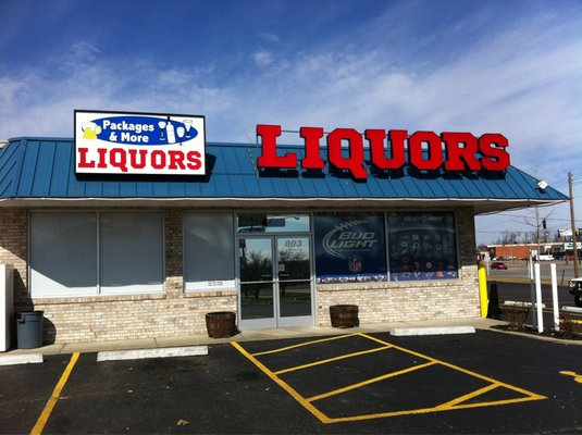 Packages and More Liquors Elizabethtown Kentucky