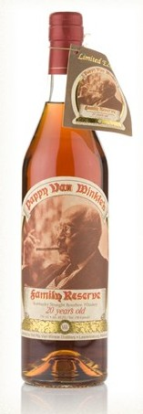 Pappy 20 Year Old Bourbon