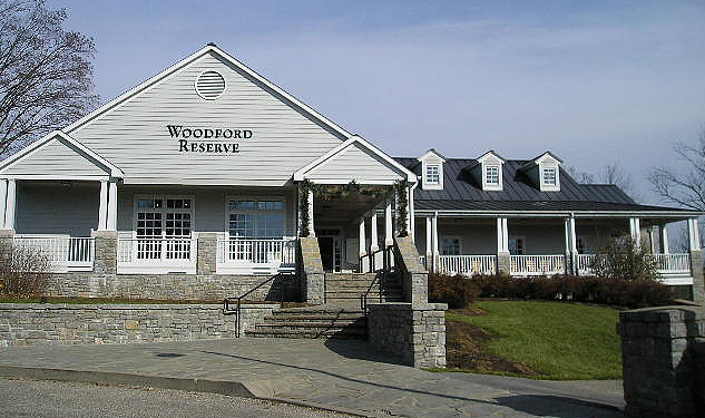 Woodford Reserve Distillery Visitor Center