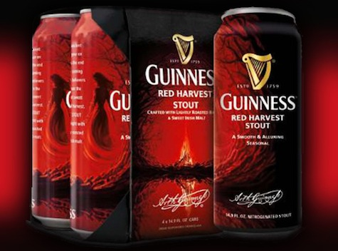 Guinness Red Harvest