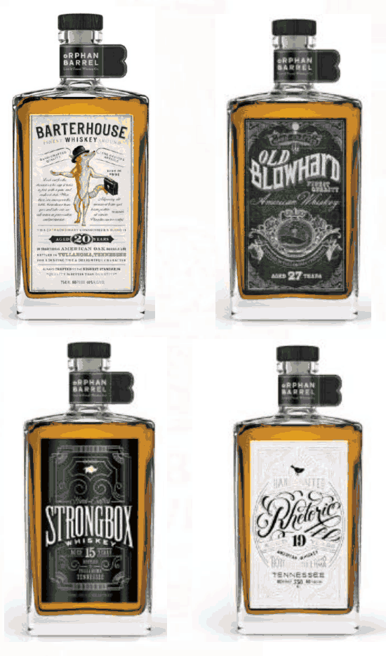 Orphan Barrel Lost and Found Whiskey Company