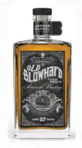 Orphan Barrel Old Blowhard whiskey