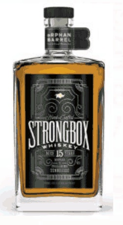 Strongbox whiskey Orphan Barrel