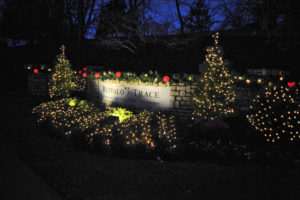 Buffalo Trace Distillery Holidays