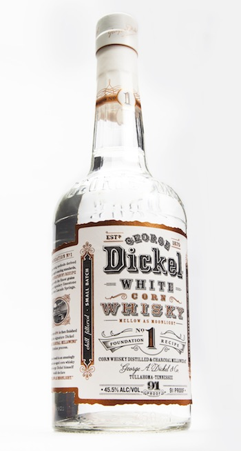 Dickel No. 1 White Corn Whiskey