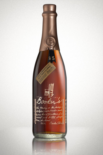 25th Anniversary Bookers Bourbon