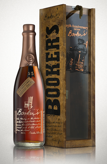Bookers 25th anniversary 10 Year old Bourbon