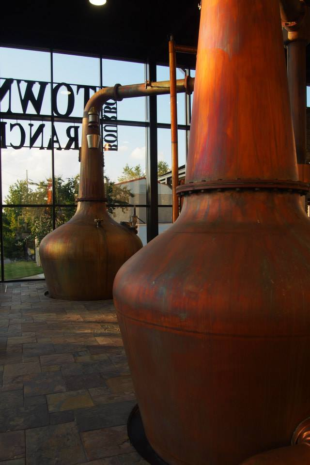 Alltech Distillery Lexington
