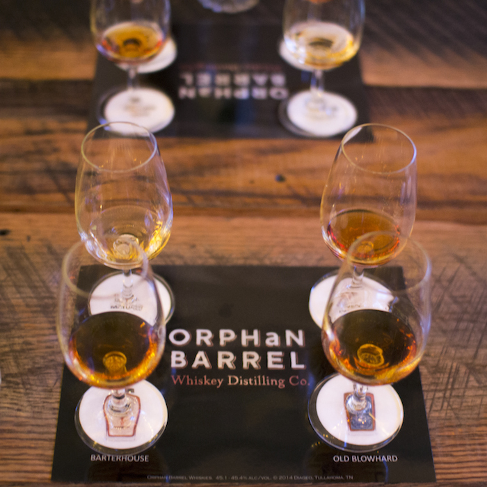 Orphan Barrel Whiskey Company
