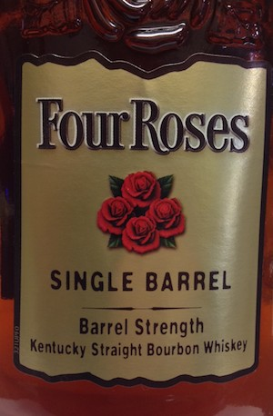 Four Roses Single Barrel Private label
