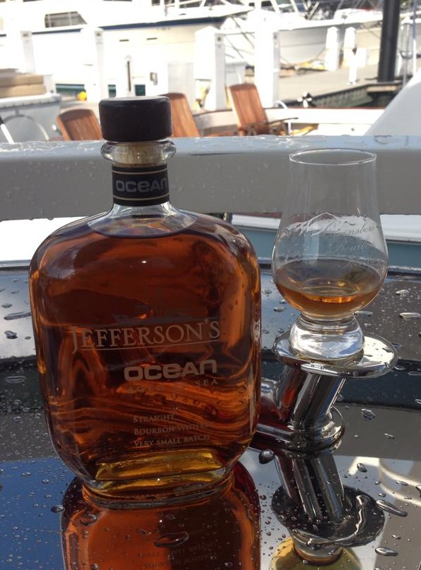 Jefferson's Ocean Aged At Sea Bourbon