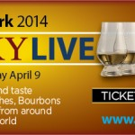 Whisky Live Celebrates 10 Years in New York on April 9