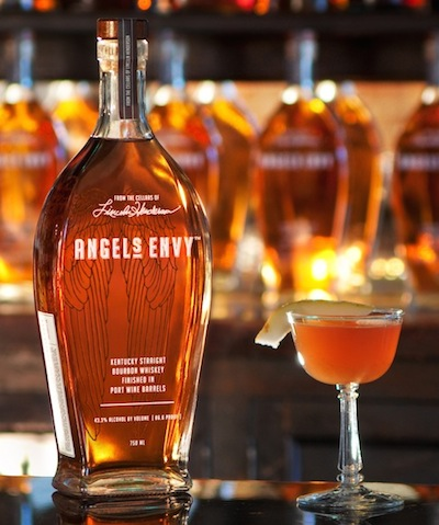 Angels Envy Bottle Bourbon