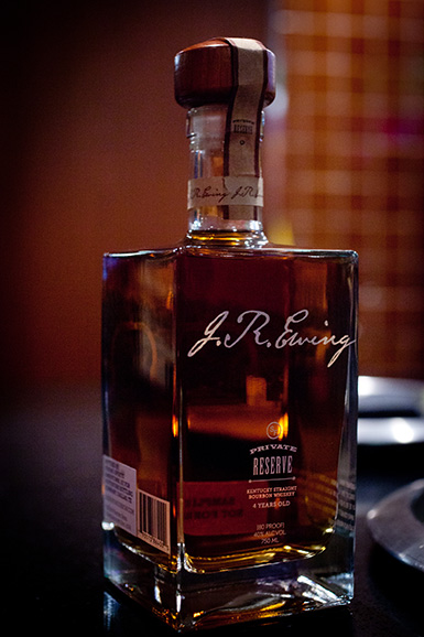 J R Ewing Dallas Bourbon