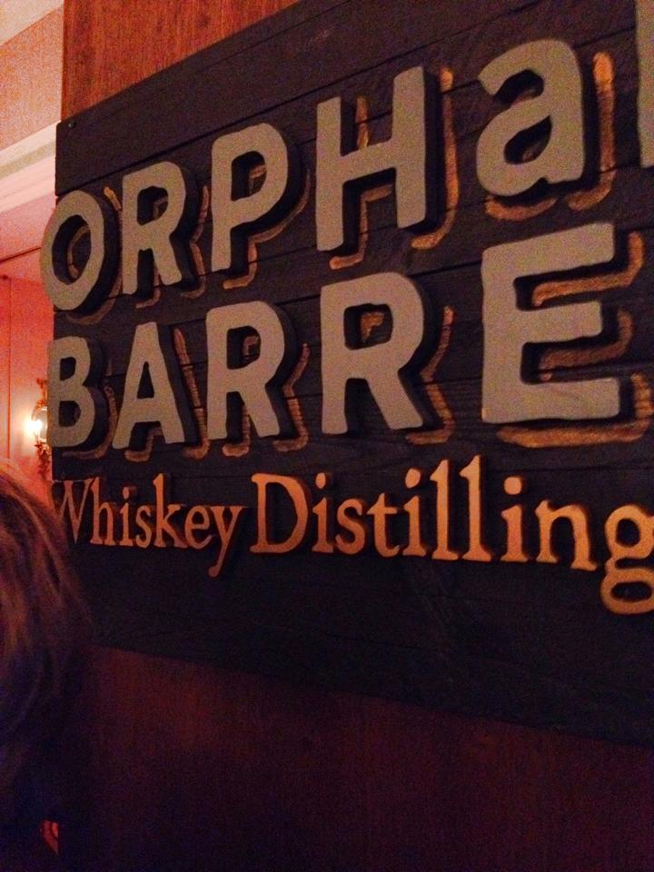 Orphan Barrel Whiskey Distilling Company