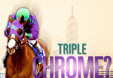 California Chrome Triple Crown