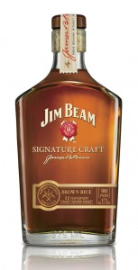 Jim Beam Brown Rice Bourbon Harvest