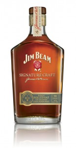 Jim Beam Harvest Whole rolled Oat 11 year old