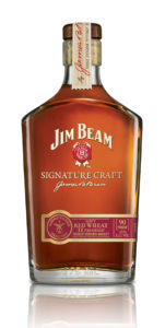 Jim Beam Soft Red Wheat Bourbon