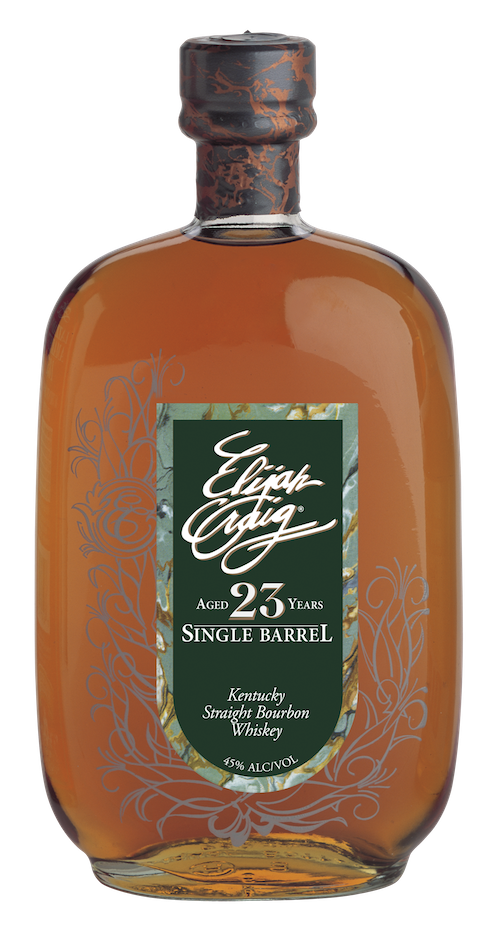 Elijah Craig 23 Year Old Single Barrel Bourbon