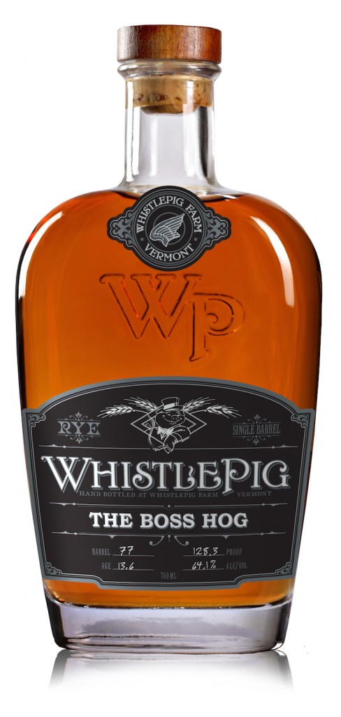 WhistlePig Boss Hog The Spirit of Mortimer 2014