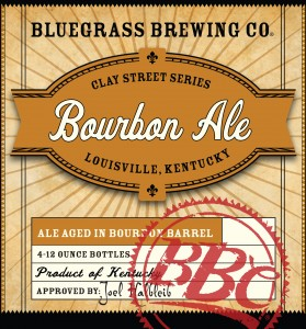 Bluegrass Brewing Company Bourbon ale