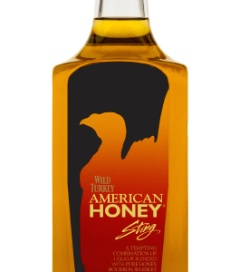 Wild Turkey American Honey sting ghost pepper