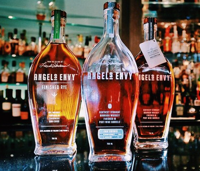Angel's Envy Bottles