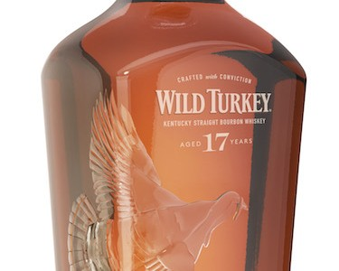 Masters Keep 17 year old wild turkey bourbon