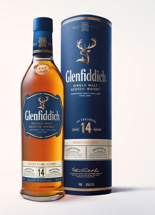 Glenfiddich_14_Bourbon_Scotch